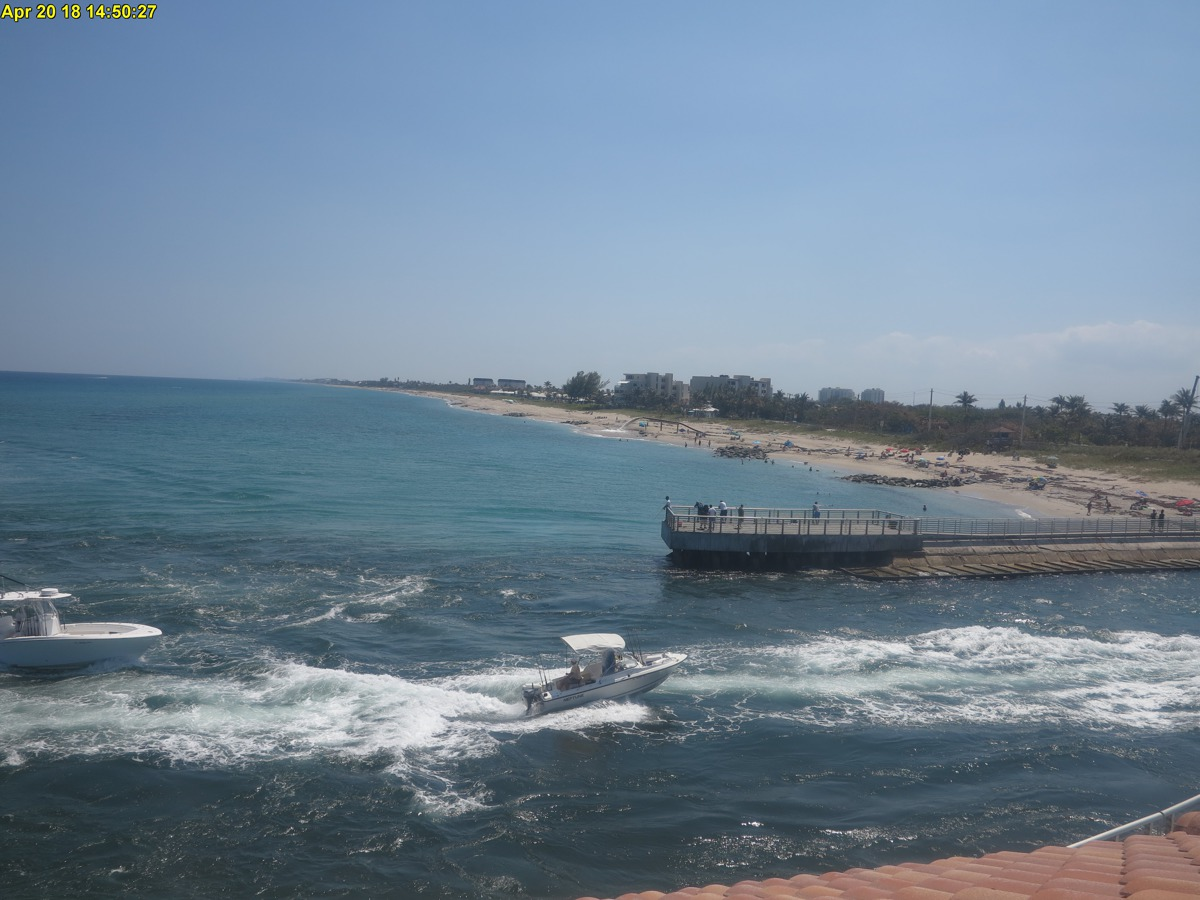 South lake worth inlet boynton beach webcam apr 20 2018 at 250 pm geenschuldenfo Images