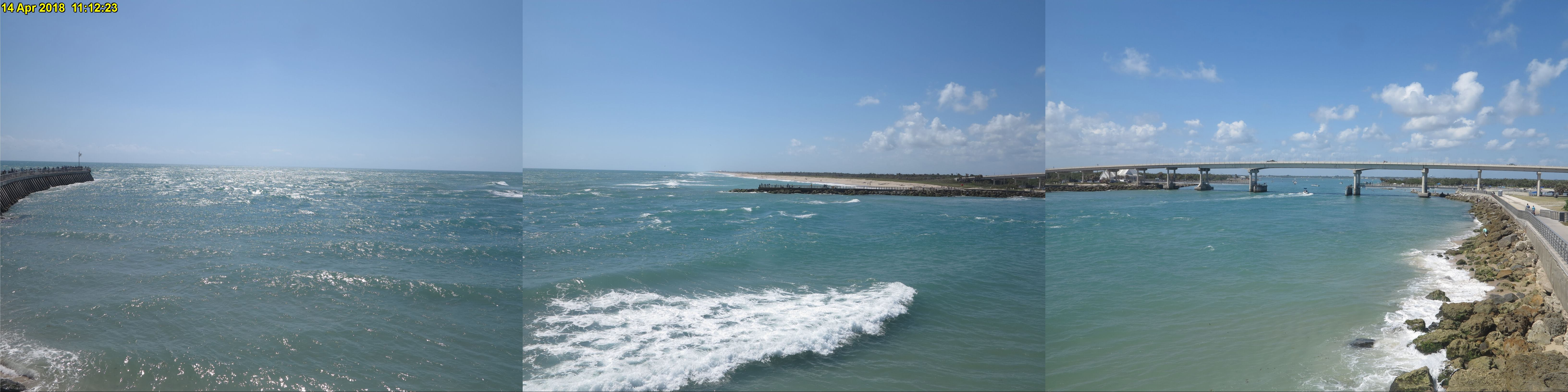Sebastian inlet webcam panorama looking south and west geenschuldenfo Images