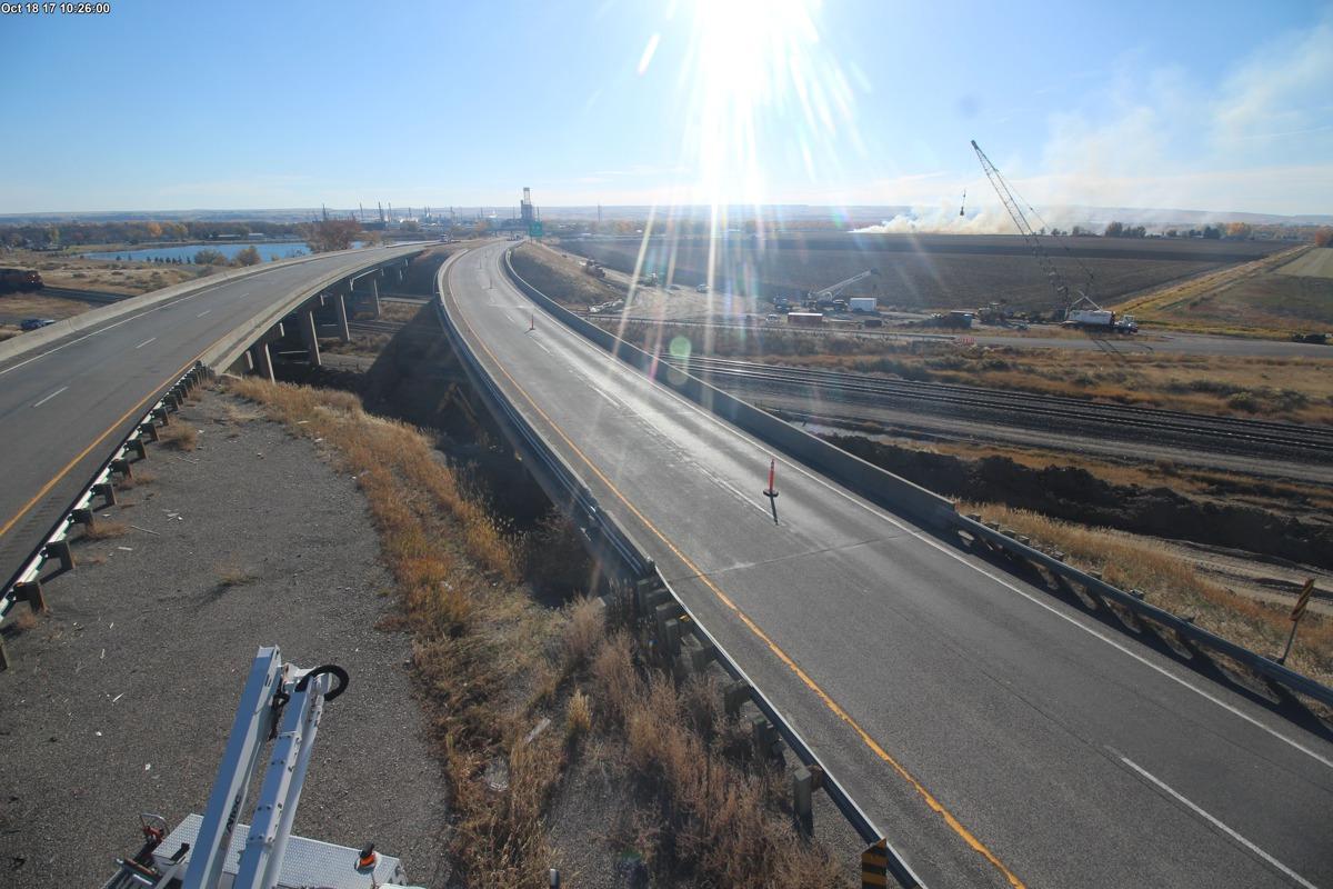 Cedar Interchange Overpass